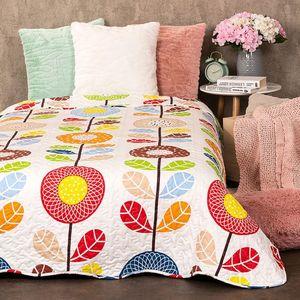 4Home Narzuta na łóżko Kylie, 140 x 220 cm obraz