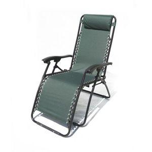 Fotel ogrodowy 2320 OXFORD ciemnozielony obraz