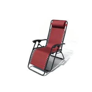 Fotel ogrodowy 2320 OXFORD bordowy obraz