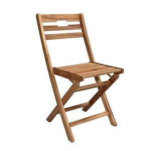 Zestaw 2 sztuk krzesła ogrodowego FELIX obraz