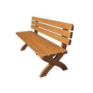Drewniana ławka STRONG masiv FSC obraz