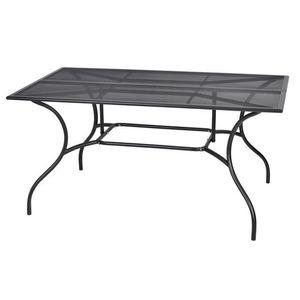 Stół ogrodowy metalowy ZWMT-83 - prostokąt 90 x 150 cm obraz