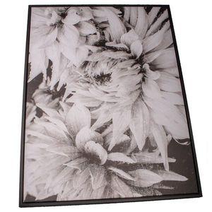 Obraz na płótnie w ramie Dahlia, 50 x 70 cm obraz