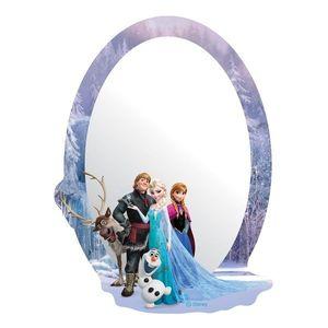 Lustro samoprzylepne dla dzieci Kraina lodu, 15 x 21, 5 cm obraz