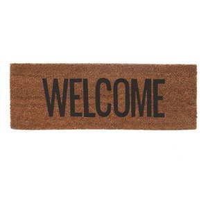 Wycieraczka PT LIVING Welcome Coir, 75x26 cm obraz