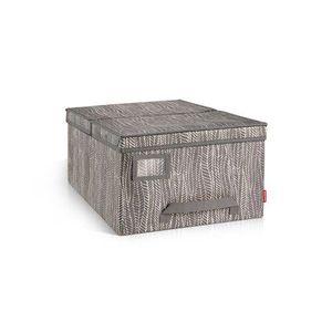 Tescoma Pudełko na odzież FANCY HOME 40 x 52 x 25 cm, beżowy obraz