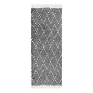 Szary chodnik Mint Rugs Jade, 80x200 cm obraz