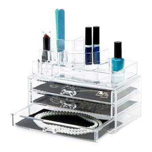 Organizer na kosmetyki i biżuterię Compactor Jewelery obraz