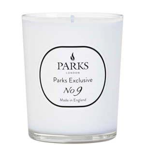 Świeczka o zapachu kwiatu lipy i magnolii Parks Candles London, 45 h obraz