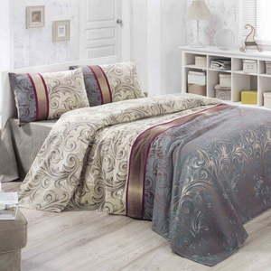 Lekka bawełniana narzuta na łóżko Victoria Hurrem, 200x230 cm obraz