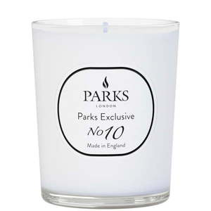 Świeczka o zapachu limonki, bazylii i mandarynki Parks Candles London, 45 h obraz