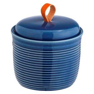 Niebieski ceramiczny uniwersalny organizer łazienkowy Wenko obraz