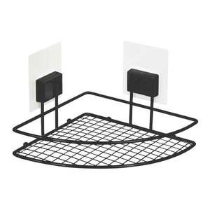 Samoprzyczepna narożna półka łazienkowa Compactor Magic Bath obraz