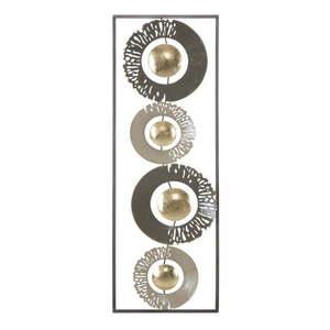 Metalowa dekoracja ścienna Mauro Ferretti Ring, 31x89, 5 cm obraz