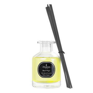 Dyfuzor o zapachu limonki, bazylii i mandarynki Parks Candles London, 4 tygodnie obraz