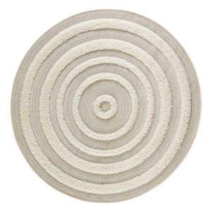 Kremowy dywan Mint Rugs Handira Circle, ⌀ 160 cm obraz