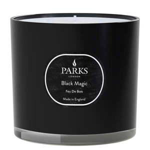Świeczka Feu De Bois Parks Candles London Black Magic, 56 h obraz
