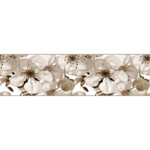 Bordiura samoprzylepna Kwiat jabłoni, 500 x 14 cm obraz