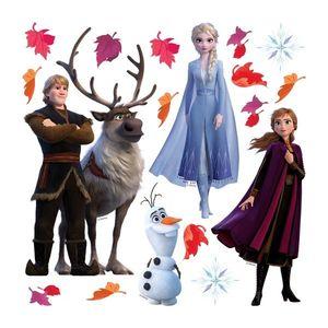Naklejka Frozen 2, 30 x 30 cm obraz