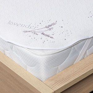 4Home Lavender Ochraniacz na materac z gumką, 200 x 200 cm, 200 x 200 cm obraz