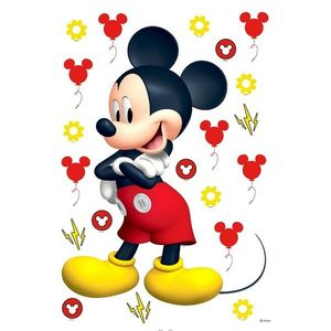 Naklejka Mickey Mouse 42, 5 x 65 cm obraz