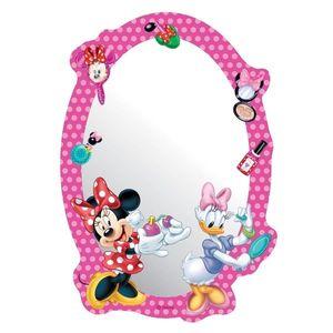 Lustro samoprzylepne dla dzieci Minnie Mouse, 15 x 21, 5 cm obraz