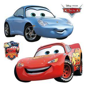 Naklejka Cars, 30 x 30 cm obraz
