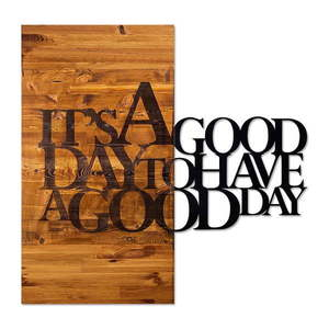 Dekoracja ścienna Skyler Good Day obraz