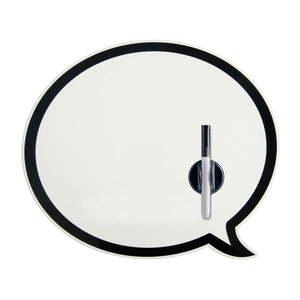 Magnetyczna tabliczka na lodówkę Balvi Talk obraz